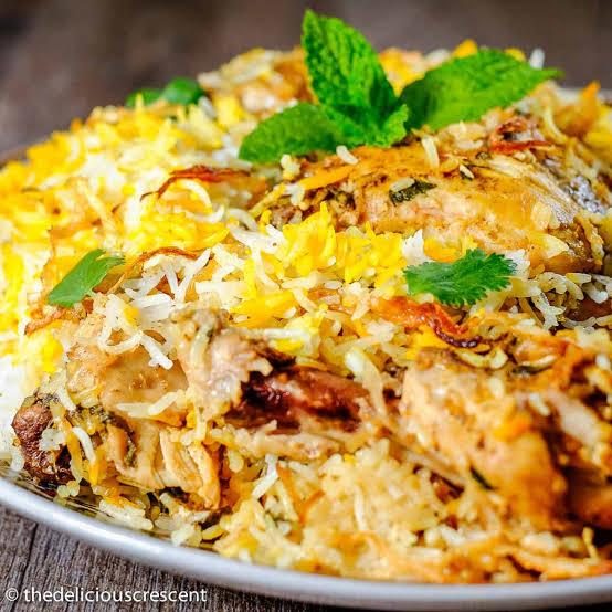 Special Chicken Biryani