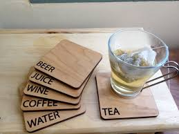laser cut beverage coasters (with pictures)