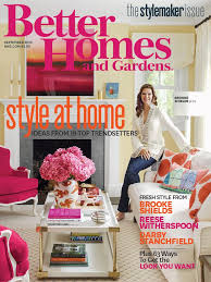 better home and gardens magazine. Exellent Better BHGSept15Cover To Better Home And Gardens Magazine