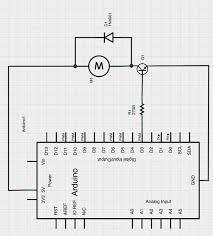 starter 18 controlling a dc motor on arduino 14core com arduino schematics working on dc motors