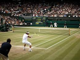 Wimbledon A Graphical Replay Of Federer Vs Nadal 2008 The