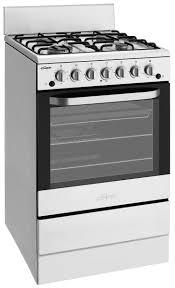 Oven Gas Stove Chef Cfg504sa 54cm Freestanding Natural Gas Oven Stove