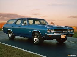 1970 Chevrolet Chevelle SS Wagon | Chevrolet | Pinterest ...