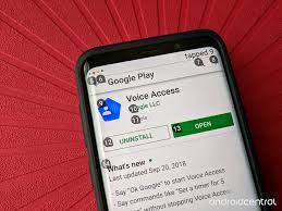 Google Phone Listing Google Accessibility Team Unveils Voice Access For Truly
