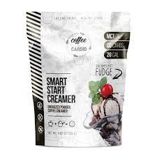 New cognitive coffee creamer from bucked up. Coffeeovercardio Smart Start Creamer Dreamy Hot Fudge Nootropic Mct Oil Creamer Teacrine Cognizin Gluten Carb Free 30 Serving Dreamy Hot Fudge 25 Calories 0 Carbs Amazon Com Grocery Gourmet Food