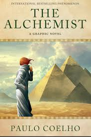 the alchemist graphic novel cover by vtishimura on  the alchemist graphic novel cover by vtishimura