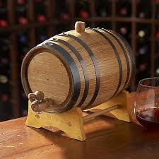 storage oak wine barrels.  Oak Cut Slit Into Mini Wine Barrel For Card Box Mini Oak Wine Barrel At  Enthusiast And Storage Barrels K
