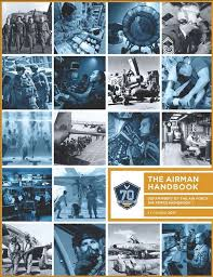 Af Officials Release 2017 Air Force Handbook 1 Airman And