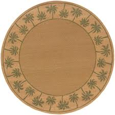 round outdoor rugs. Lanai 606G Round Outdoor Rug Rugs E