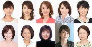 フジ テレビ 女子 アナ 歴代
