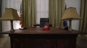 desk in the oval office. Unique Desk Oval Office Trump Hat On Desk With In The