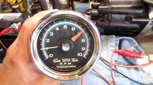 sun tachometer sst with super tach ii wiring diagram gooddy org how to wire a sun super tach ii at Sunpro Super Tach 2 Wiring