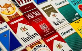 Stubbed Out The 21 Most Iconic Cigarette Packets Of All