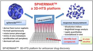 Sphermar Tm A 3d High Throughput Screening Platform For Anticancer