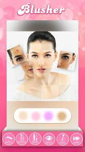 you cam makeup poster