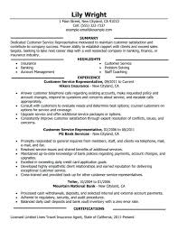 Sample Resume For Customer Service Classy Best Customer Service Resumes Professional Sample Resume Format