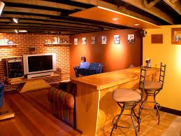Man Cave Ideas For Basement Is One Of The Best Idea You To Redecorate Your  Basement ...