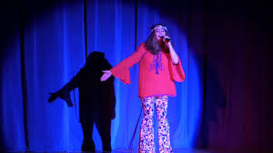 """Bennie and the Jets"""" Ava Larson - YouTube"""