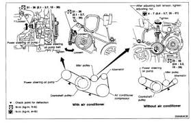 how to install alternator belt on 1998 nissan semtra fixya 01fce08 jpg
