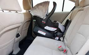 2013 Honda Accord Rear Interior Britax Infant Carrier Photo ...
