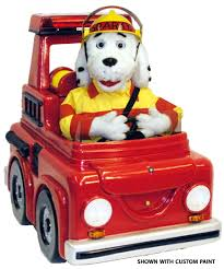 sparky the fire dog craft. picture of sparky. sparky the fire dog® dog craft
