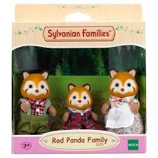 """Sylvanian Families <b>набор</b> """"Семья <b>Красных</b> панд"""", <b>3</b> фигурки ..."""