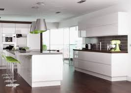 glossy white kitchen cabinets awesome modern white gloss kitchen cabinets inspirations also red cabinet