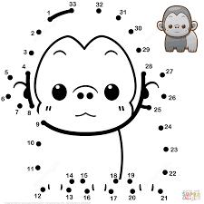 Image Result For Gorilla Dot To