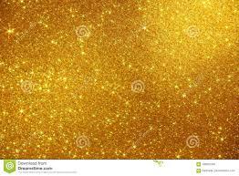 Het Goud Schittert De Achtergrond Van De Sterrenfonkeling