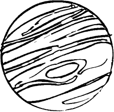 Small Picture Jupiter coloring page Free Printable Coloring Pages