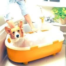 dog bathtub bathtub hose for washing dog dog bath tub dog tub orange medium iris dog dog bathtub