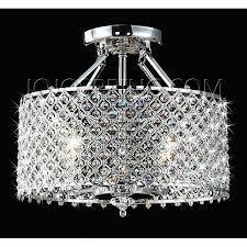 chrome crystal 4 light round ceiling chandelier bxc 70el cheap chandelier lighting