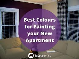 do you know that you can make your low cost apartment look very classy by just painting it with nice colours