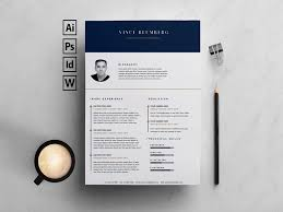 Graphic Resume Templates New Resume Template Cover Letter Freebie Download Photoshop Resource