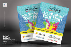 Food Drive Flyers Templates Food Drive Flyer Templates