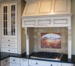 french country kitchen tile backsplash. french country kitchen backsplash sunflower tile o