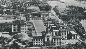 history carnegie mellon university aerial view