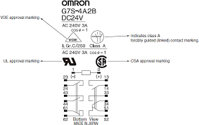 safety circuit examples of safety components technical guide Omron Safety Relay Wiring Diagram safety light curtains omron safety relay wiring diagram
