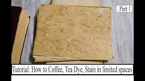 You can also make the coffee with your coffee maker but doing it with a strainer will keep more of the coffee. Pin On Altered Books Youtube