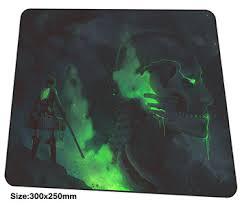 Купить attack on titan mouse pad 300x250x2mm mousepads ...