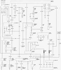 Unique electrical wiring circuit diagram and schematic