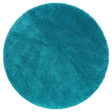 blue rugs ikea round area trend target outdoor as in interior intended for
