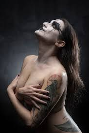 Inside Daughters Of Darkness The New Photo Book Of Nude Models In Corpsepaint The Pit