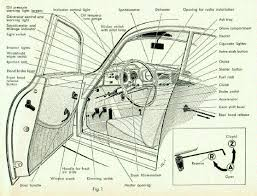 356 porsche owners manuals 1952 to 1954