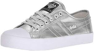 Gola Womens Coaster Metallic Fashion Sneaker
