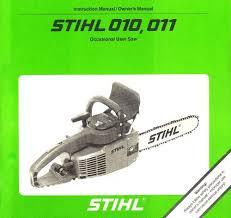 010 011 Stihl
