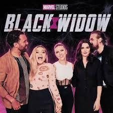 Pin on Black Widow