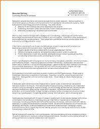 Resume Profile Example Good Resume Examples Utah Staffing Companies