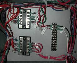 boat electrical panel wiring solidfonts electrical panel wiring restoration progress electrical
