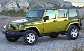 2006 jeep wrangler 4 door